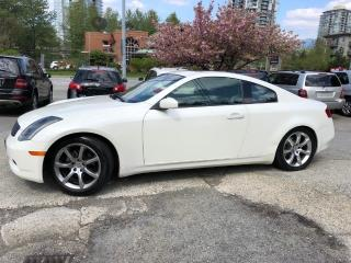 Used 2004 Infiniti G35 for sale in Port Moody, BC