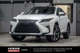 Used 2017 Lexus RX 350 AWD for sale in Lachine, QC