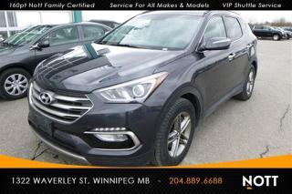 Used 2017 Hyundai Santa Fe Sport One Owner 2.4L AWD Heated Seat for sale in Winnipeg, MB