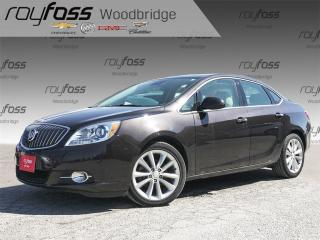 Used 2014 Buick Verano ALLOYS, BACKUP CAM, BLUETOOTH for sale in Woodbridge, ON
