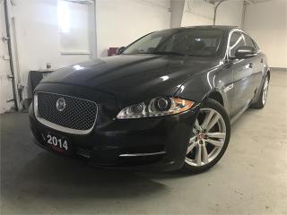 Used 2014 Jaguar XJ for sale in Burlington, ON