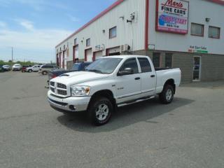 Used 2008 Dodge Ram 1500 SLT/BIG HORN for sale in Sudbury, ON