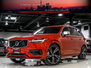 Used 2016 Volvo XC90 T8 R-DESIGN|HYBRID|FULLY LOADED|7 PASS for sale in North York, ON