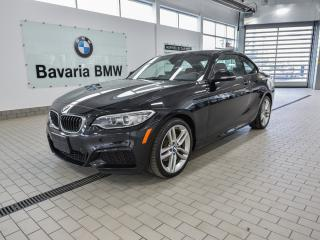 Used 2016 BMW 228i xDrive Coupe for sale in Edmonton, AB