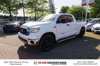 Used 2007 Toyota Tundra SR5 Dbl Cab 4WD for sale in Vancouver, BC