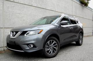 Used 2016 Nissan Rogue SL AWD Premium CVT for sale in Surrey, BC