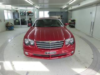 Used 2004 Chrysler Crossfire V6 + AUTO + RWD for sale in Riviere-du-loup, QC