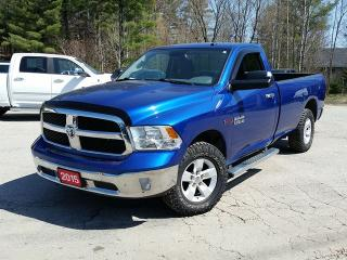 Used 2015 RAM 1500 SLT for sale in Gravenhurst, ON