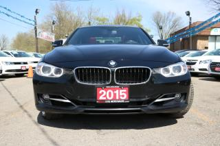 Used 2015 BMW 3 Series 328i xDrive RED LEATHER,NAVI,ROOF,ACCIDENT FREE for sale in Brampton, ON