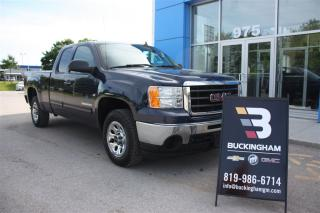 Used 2010 GMC Sierra 1500 SL for sale in Gatineau, QC