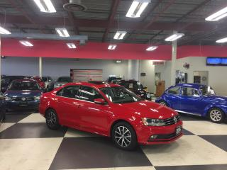 Used 2015 Volkswagen Jetta 1.8 TSI COMFORTLINE AUT0 A/C SUNROOF BACKUP CAMERA for sale in North York, ON