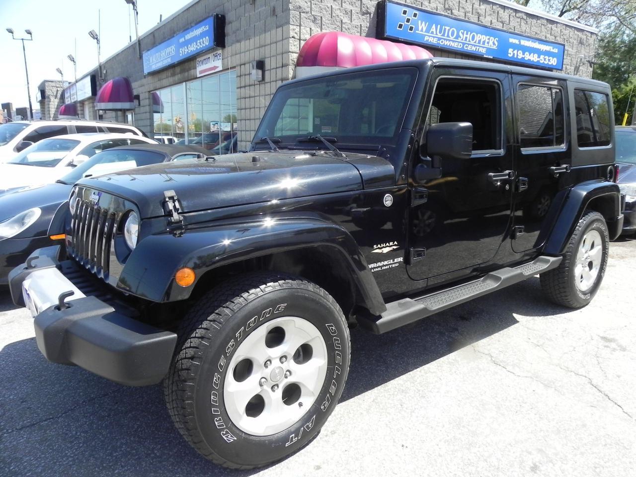 Photo of Black 2013 Jeep Wrangler