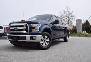 Used 2016 Ford F-150 SUPERCREW/4WD for sale in Coquitlam, BC