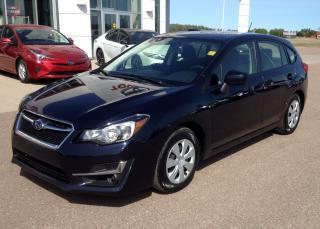 Used 2015 Subaru Impreza AWD for sale in Renfrew, ON