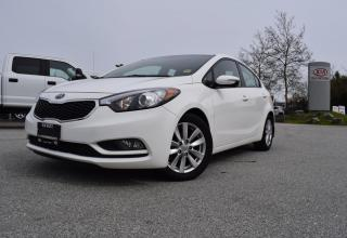 Used 2014 Kia Forte LX PL/PW/AC/HS/BT/SENSORS for sale in Quesnel, BC