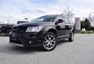 Used 2013 Dodge Journey PL/PW/AUTO/LEATHER/ROOF/C for sale in Quesnel, BC