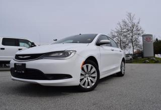 Used 2016 Chrysler 200 PL/PW/AUTO/BC/AC/CC for sale in Quesnel, BC