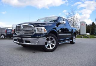 Used 2016 RAM 1500 AUTO/PL/PW/CREW CAB/4X4/L for sale in Quesnel, BC