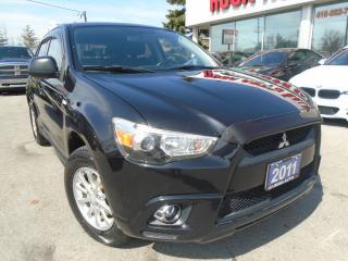 Used 2011 Mitsubishi RVR SE NO ACCIDENTS GAS SAVER 4 NEW TIRES  SAFETY for sale in Oakville, ON