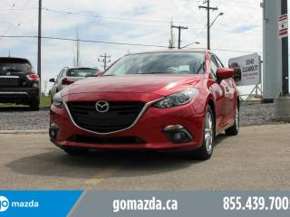 Used 2014 Mazda MAZDA3 GS SPORT SUNROOF POWER OPTIONS NICE CAR for sale in Edmonton, AB