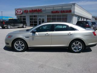 Used 2010 Ford Taurus LIMITED for sale in Owen Sound, ON