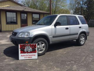 Used 1998 Honda CR-V LX for sale in Glencoe, ON