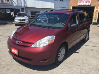 Used 2008 Toyota Sienna CE No Accident for sale in Scarborough, ON