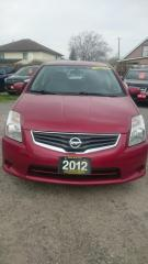 Used 2012 Nissan Sentra for sale in Hamilton, ON
