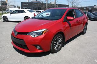 Used 2016 Toyota Corolla LE SUNROOF ALLOY WHEELS for sale in North York, ON