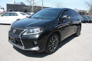 Used 2013 Lexus RX 350 F Sport for sale in North York, ON