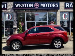 Used 2010 Chevrolet Equinox LT*POWER GROUP*BLUETOOTH*UNBELIEVABLE SHAPE!!* for sale in York, ON