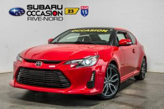 Used 2014 Scion tC TOIT.OUVRANT+MAGS+BLUETOOTH for sale in Boisbriand, QC