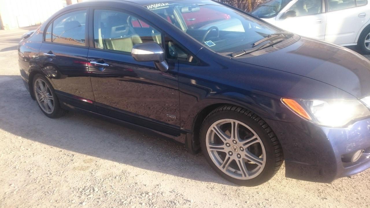 2010 Acura CSX CSX
