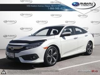 Used 2017 Honda Civic Touring for sale in Dieppe, NB