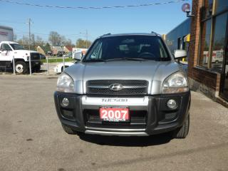 Used 2007 Hyundai Tucson GL w/ViVa Pkg for sale in North York, ON