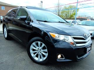 Used 2014 Toyota Venza XLE AWD | PANORAMIC ROOF | LEATHER | BACK UP CAM for sale in Kitchener, ON
