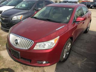 Used 2010 Buick LaCrosse CXL for sale in Alliston, ON