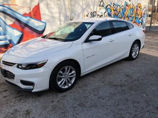 Used 2017 Chevrolet Malibu LT for sale in Scarborough, ON