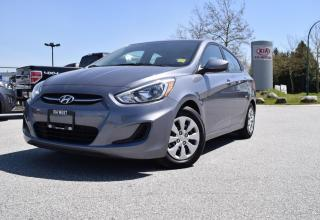 Used 2017 Hyundai Accent AUTO/PL/PW for sale in Quesnel, BC