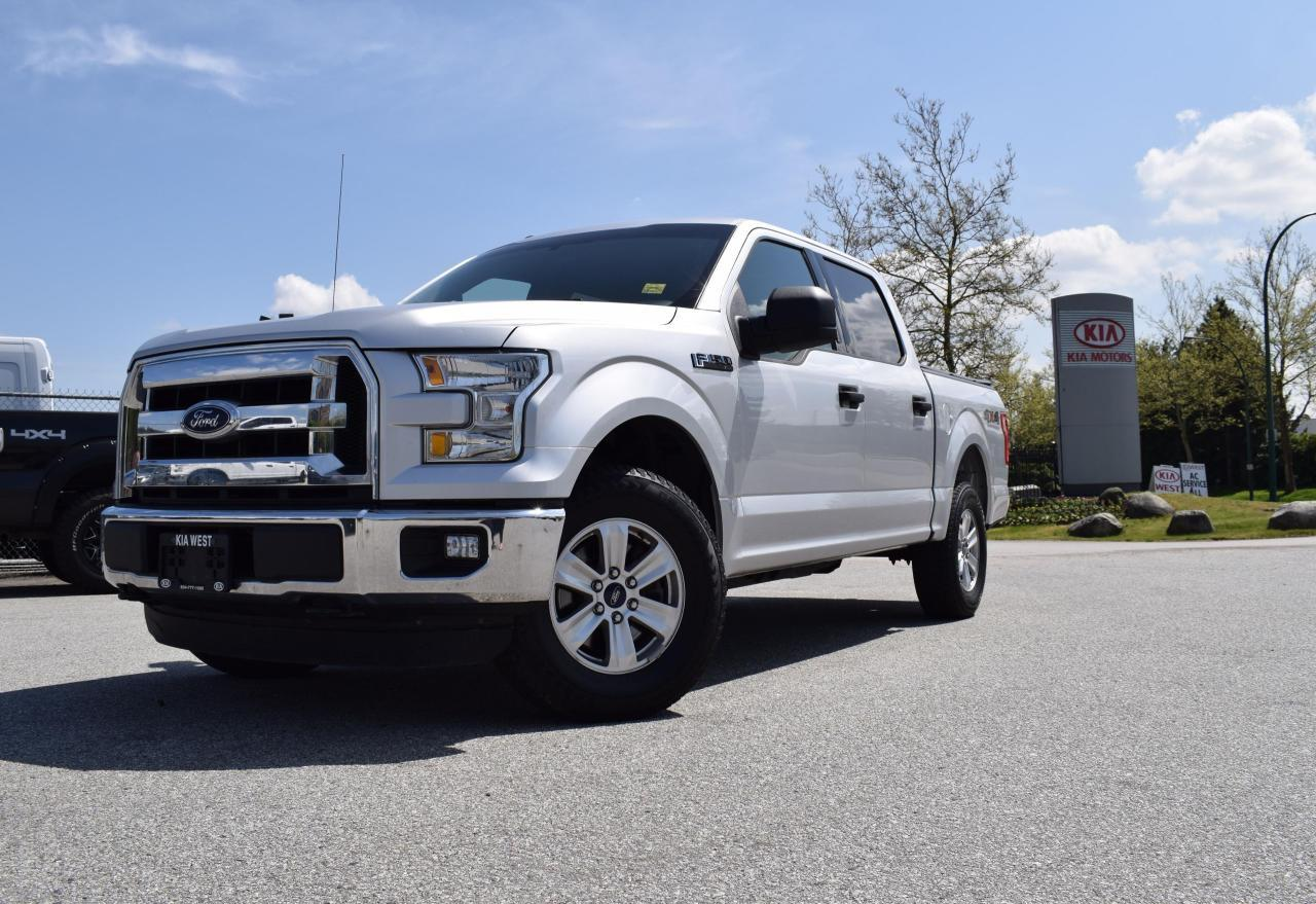 2015 Ford F-150