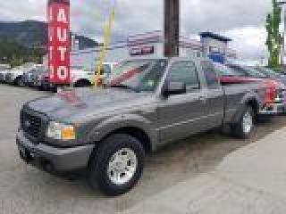Used 2008 Ford Ranger for sale in Quesnel, BC