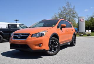 Used 2013 Subaru XV Crosstrek PL/PW/AUTO/ROOF/AWD for sale in Quesnel, BC