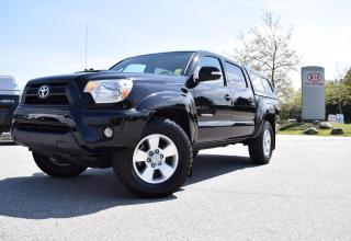 Used 2012 Toyota Tacoma TRD DOUBLE CAB for sale in Quesnel, BC