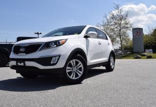 Used 2013 Kia Sportage MT/PL/PW for sale in Quesnel, BC