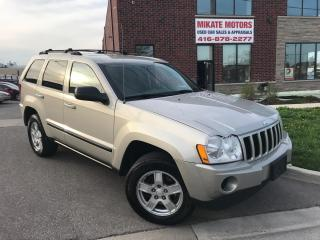 Used 2007 Jeep Grand Cherokee LAREDO 4x4 for sale in Etobicoke, ON