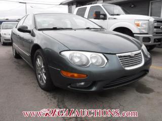 Used 2002 Chrysler 300M BASE 4D SEDAN for sale in Calgary, AB