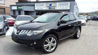 Used 2009 Nissan Murano LE TOP OF THE LINE for sale in Etobicoke, ON