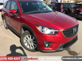 Used 2016 Mazda CX-5 GS | NAV | ROOF | CAM | HEATED SEATS for sale in London, ON