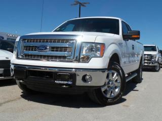 Used 2014 Ford F-150 XLT for sale in Midland, ON