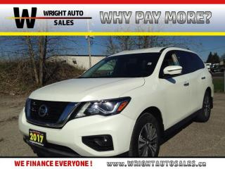 Used 2017 Nissan Pathfinder S|4WD|BACKUP CAMERA|7 PASSENGER|43,497 KMS for sale in Cambridge, ON